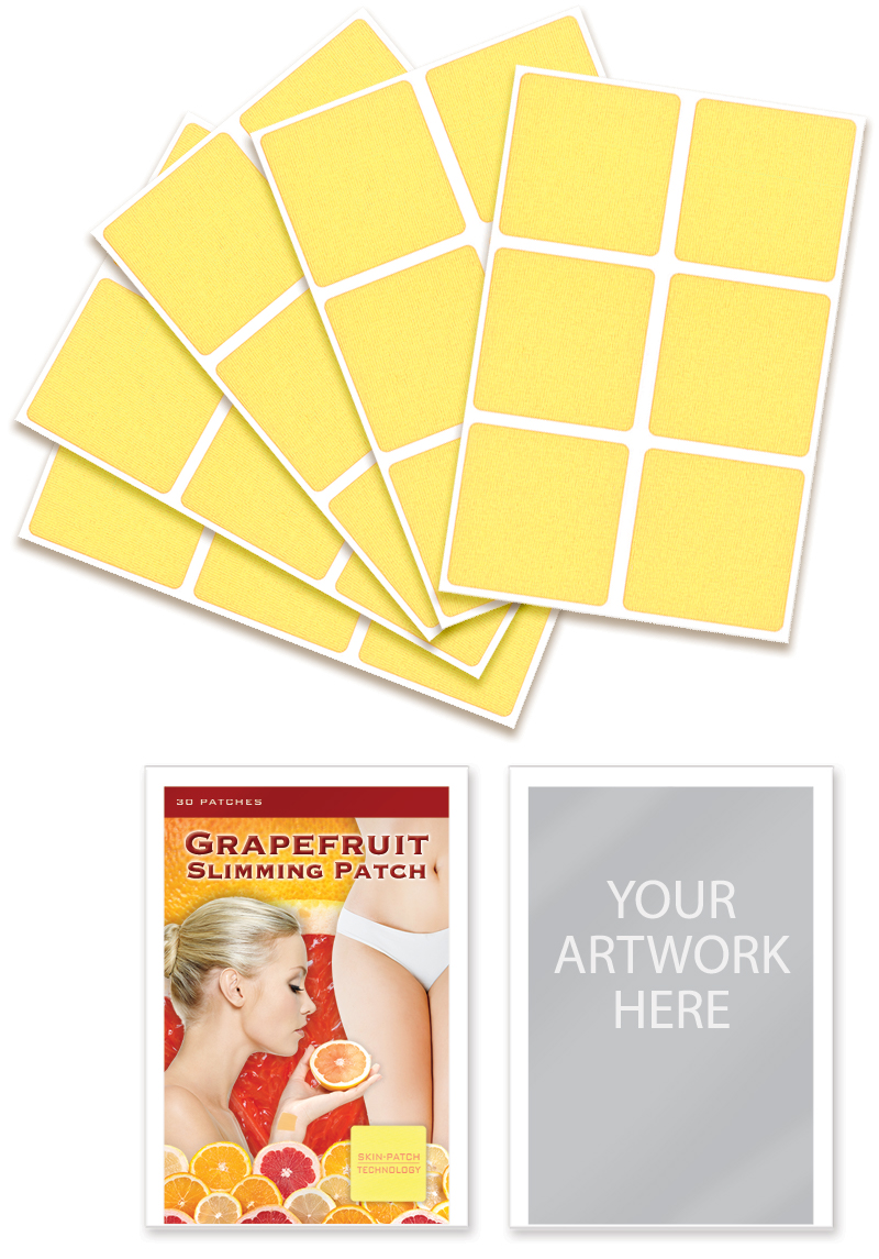 medex grapefruit slimming patch